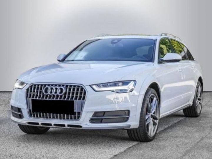 Audi A6 Allroad 3.0 V6 BITDI 320CH AVUS QUATTRO TIPTRONIC BLANC Occasion - 1