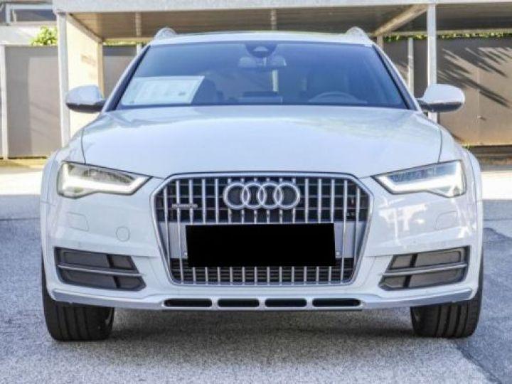 Audi A6 Allroad 3.0 V6 BITDI 320CH AVUS QUATTRO TIPTRONIC BLANC Occasion - 2