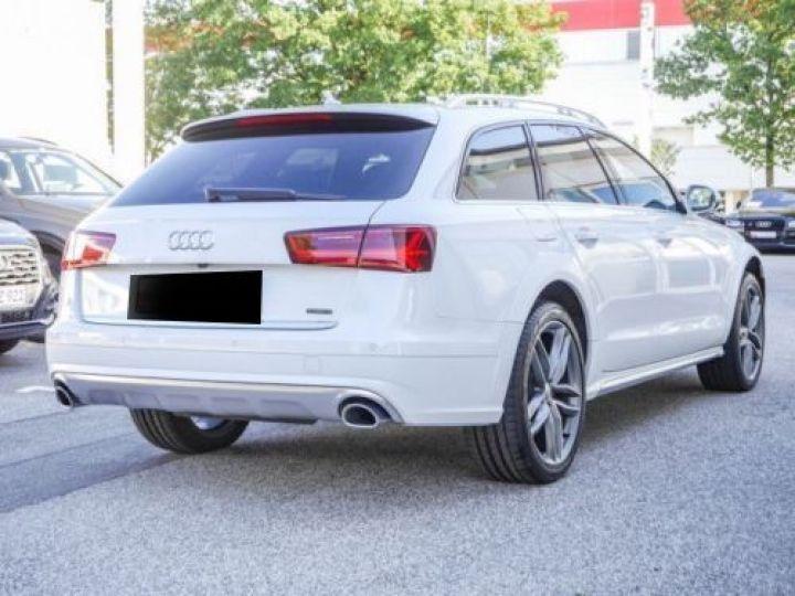 Audi A6 Allroad 3.0 V6 BITDI 320CH AVUS QUATTRO TIPTRONIC BLANC Occasion - 3