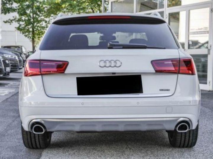 Audi A6 Allroad 3.0 V6 BITDI 320CH AVUS QUATTRO TIPTRONIC BLANC Occasion - 4