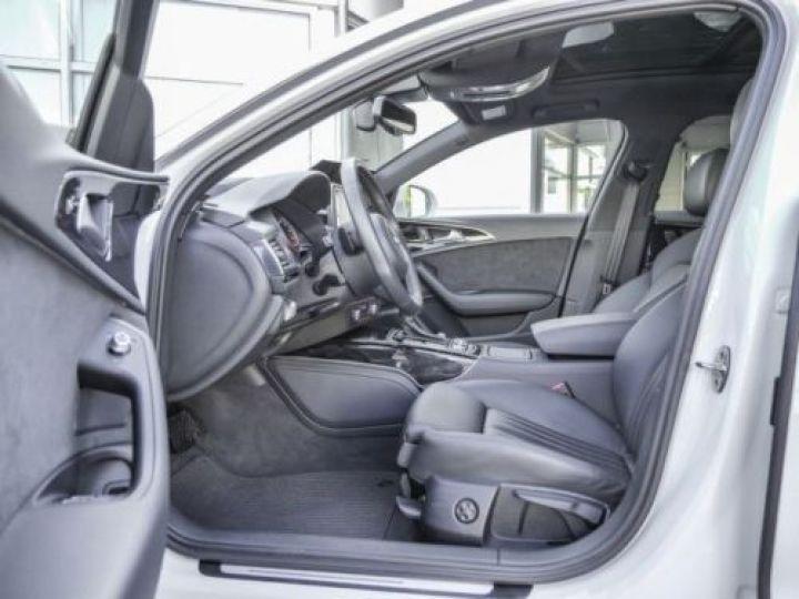 Audi A6 Allroad 3.0 V6 BITDI 320CH AVUS QUATTRO TIPTRONIC BLANC Occasion - 6