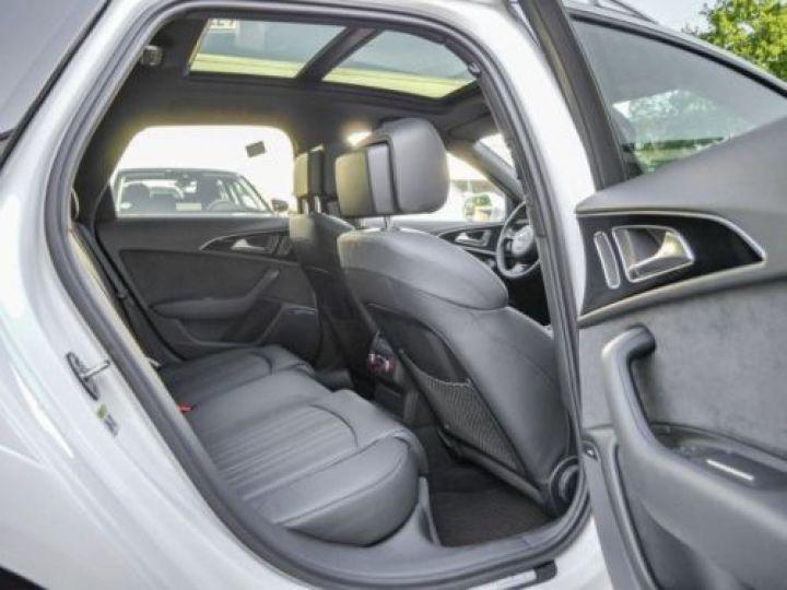 Audi A6 Allroad 3.0 V6 BITDI 320CH AVUS QUATTRO TIPTRONIC BLANC Occasion - 8