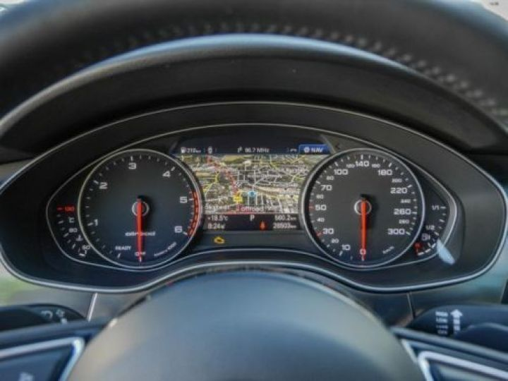 Audi A6 Allroad 3.0 V6 BITDI 320CH AVUS QUATTRO TIPTRONIC BLANC Occasion - 14