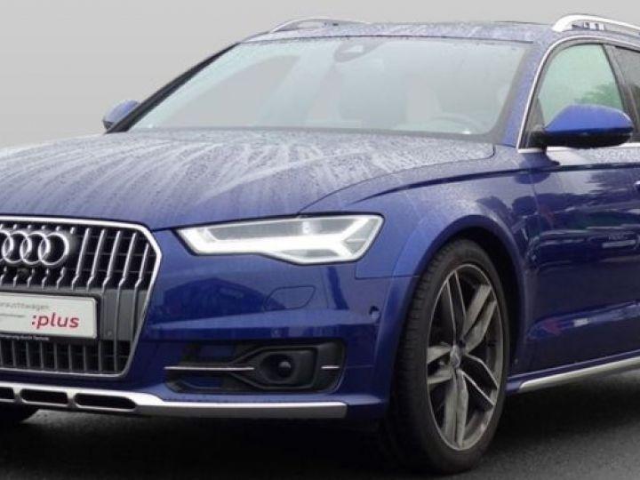 Audi A6 Allroad 3.0 V6 TDI 218CH AMBITION LUXE QUATTRO S TRONIC 7 13CV BLEU Occasion - 1