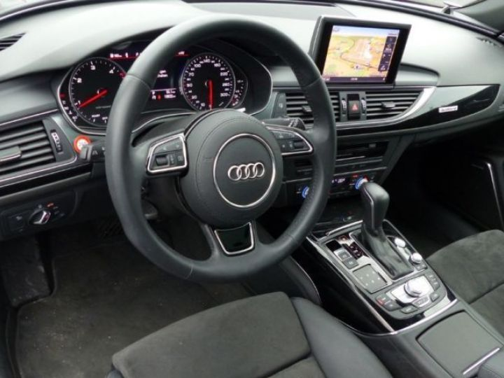 Audi A6 Allroad 3.0 V6 TDI 218CH AMBITION LUXE QUATTRO S TRONIC 7 13CV BLEU Occasion - 3