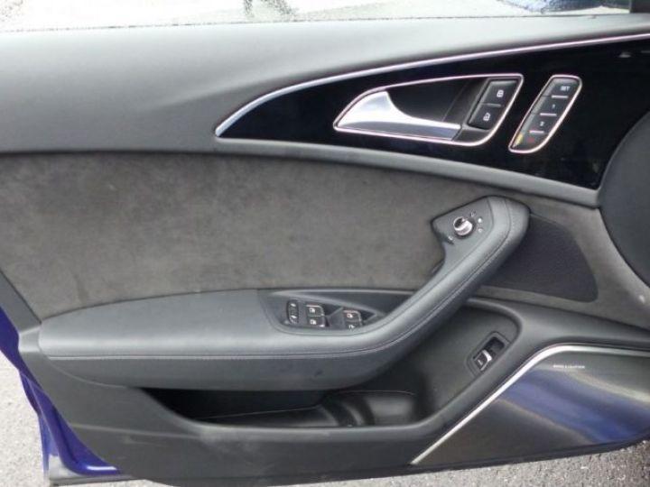Audi A6 Allroad 3.0 V6 TDI 218CH AMBITION LUXE QUATTRO S TRONIC 7 13CV BLEU Occasion - 4