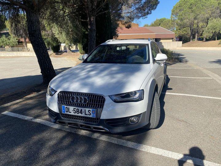 Audi A6 Allroad 3.0 V6 TDI 245CH AMBIENTE QUATTRO S TRONIC 7 Blanc - 1