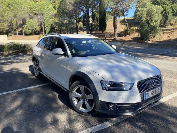 Audi A6 Allroad 3.0 V6 TDI 245CH AMBIENTE QUATTRO S TRONIC 7 Blanc - 2