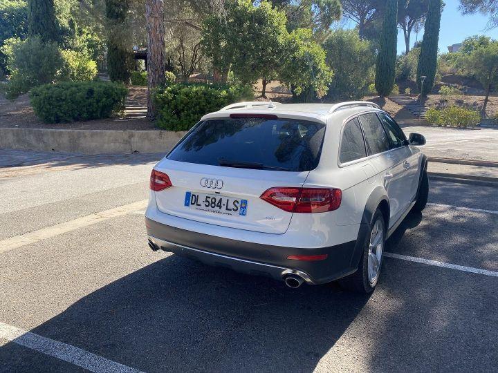 Audi A6 Allroad 3.0 V6 TDI 245CH AMBIENTE QUATTRO S TRONIC 7 Blanc - 3