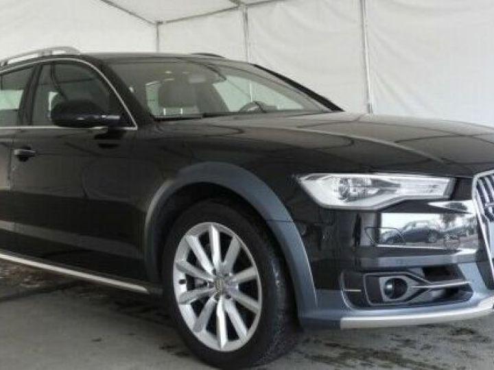 Audi A6 Allroad 3.0L bi tdi Quattro  noir - 1