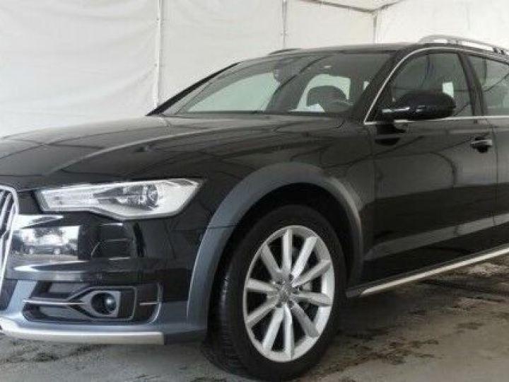 Audi A6 Allroad 3.0L bi tdi Quattro  noir - 3