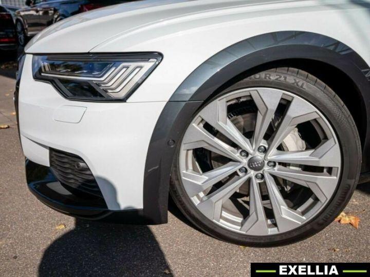 Audi A6 Allroad 50 TDI Quattro  BLANC PEINTURE METALISE  Occasion - 2