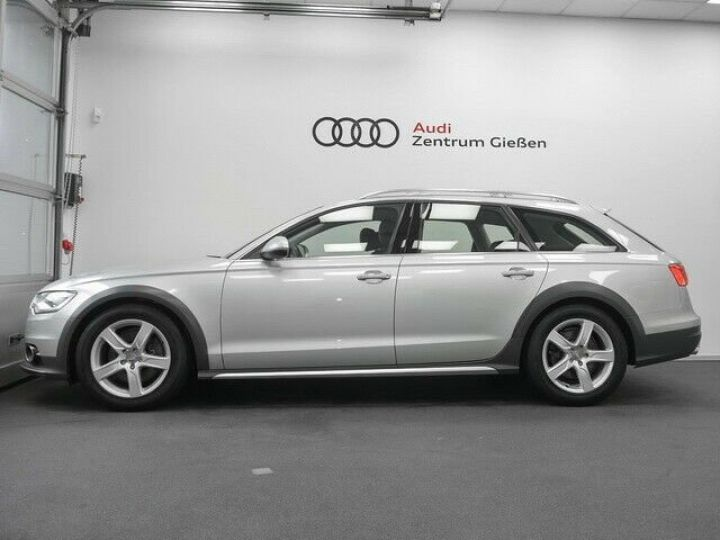 Audi A6 Allroad QUATTRO gris - 2