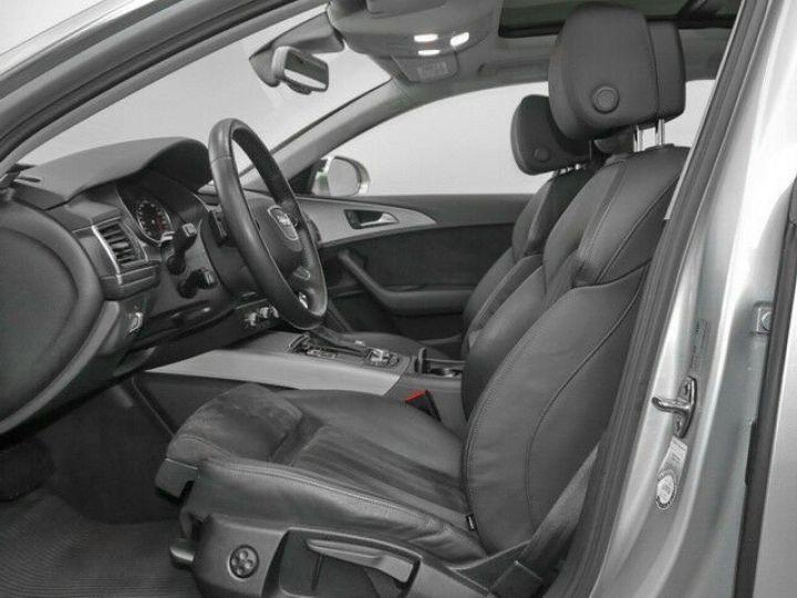 Audi A6 Allroad QUATTRO gris - 4