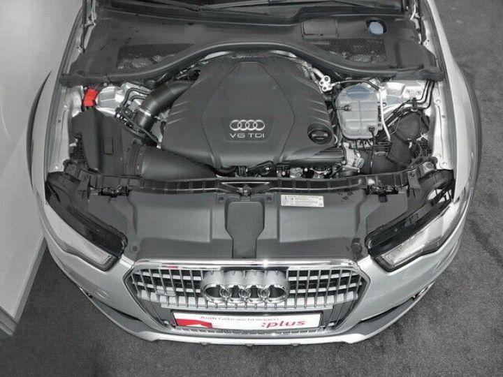 Audi A6 Allroad QUATTRO gris - 7