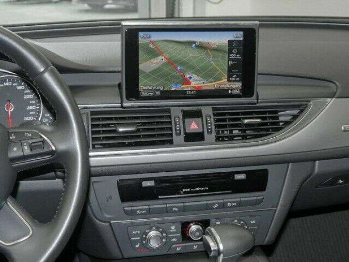 Audi A6 Allroad QUATTRO gris - 8