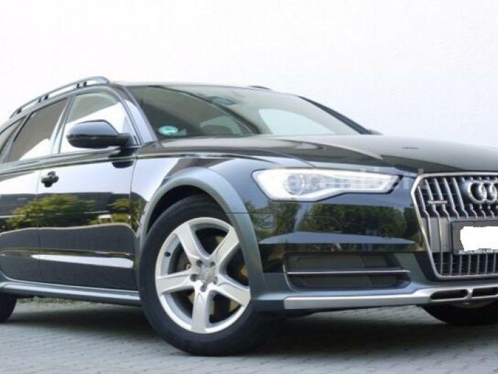 Audi A6 Allroad # quattro 3.0 TDI*LED*Panorama*R-Kamera Noir Peinture métallisée - 1