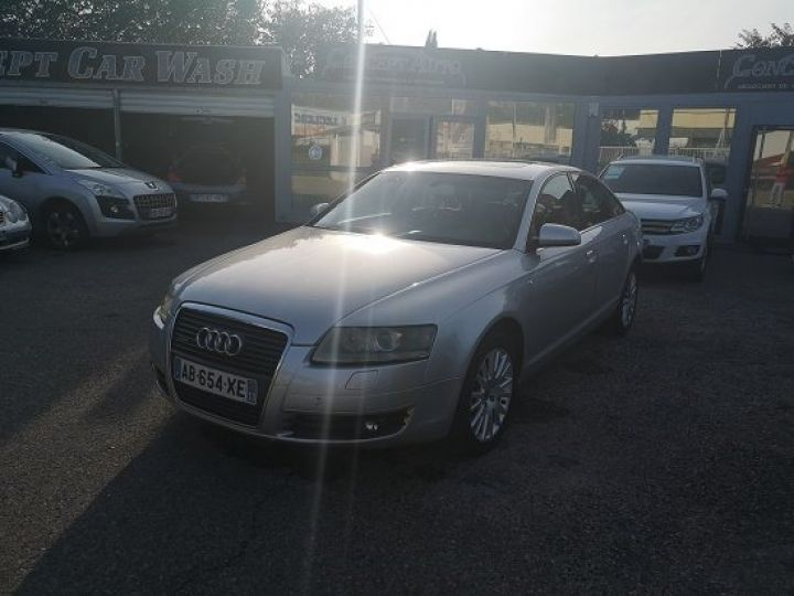 Audi A6 AMBITION LUXE GRIS METAL Occasion - 1