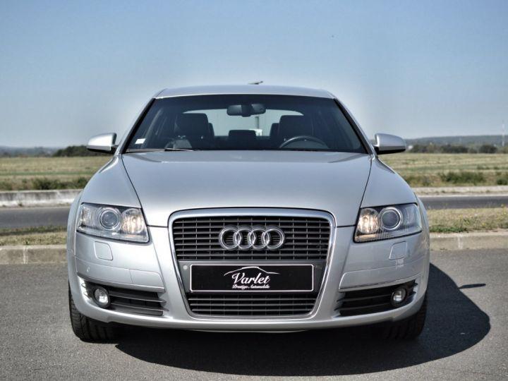 Audi A6 Audi a6 III berline 2.4 v6 177ch ambition luxe multitronic historique complet audi GRIS ARGENT - 2