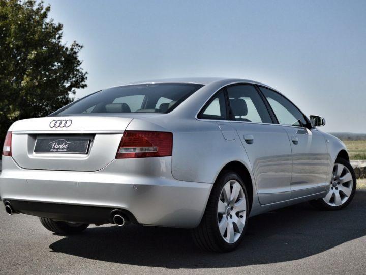 Audi A6 Audi a6 III berline 2.4 v6 177ch ambition luxe multitronic historique complet audi GRIS ARGENT - 4