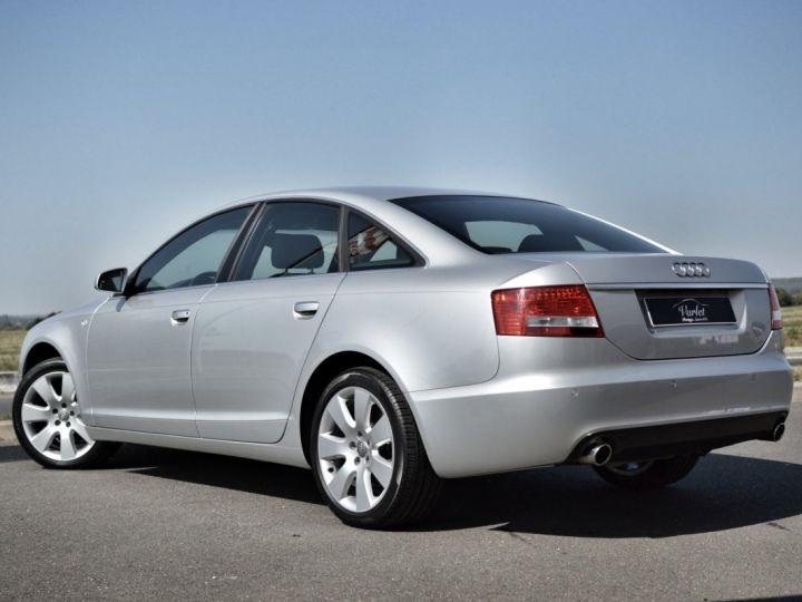 Audi A6 Audi a6 III berline 2.4 v6 177ch ambition luxe multitronic historique complet audi GRIS ARGENT - 6