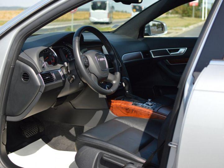 Audi A6 Audi a6 III berline 2.4 v6 177ch ambition luxe multitronic historique complet audi GRIS ARGENT - 7
