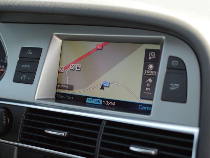 Audi A6 Audi a6 III berline 2.4 v6 177ch ambition luxe multitronic historique complet audi GRIS ARGENT - 8
