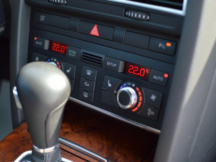 Audi A6 Audi a6 III berline 2.4 v6 177ch ambition luxe multitronic historique complet audi GRIS ARGENT - 9