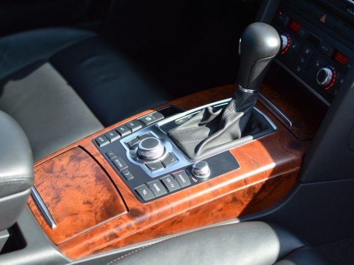 Audi A6 Audi a6 III berline 2.4 v6 177ch ambition luxe multitronic historique complet audi GRIS ARGENT - 10