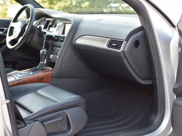 Audi A6 Audi a6 III berline 2.4 v6 177ch ambition luxe multitronic historique complet audi GRIS ARGENT - 11