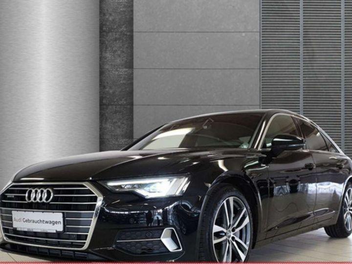 Audi A6 Audi A6 V6 3.0  55 TFSI 340ch S line quattro S tronic 7/ Full Options/ Garantie 12 Mois  Noir Métal - 1