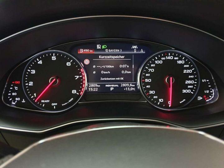 Audi A6 Audi A6 V6 3.0  55 TFSI 340ch S line quattro S tronic 7/ Full Options/ Garantie 12 Mois  Noir Métal - 5