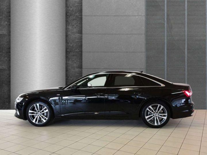 Audi A6 Audi A6 V6 3.0  55 TFSI 340ch S line quattro S tronic 7/ Full Options/ Garantie 12 Mois  Noir Métal - 9