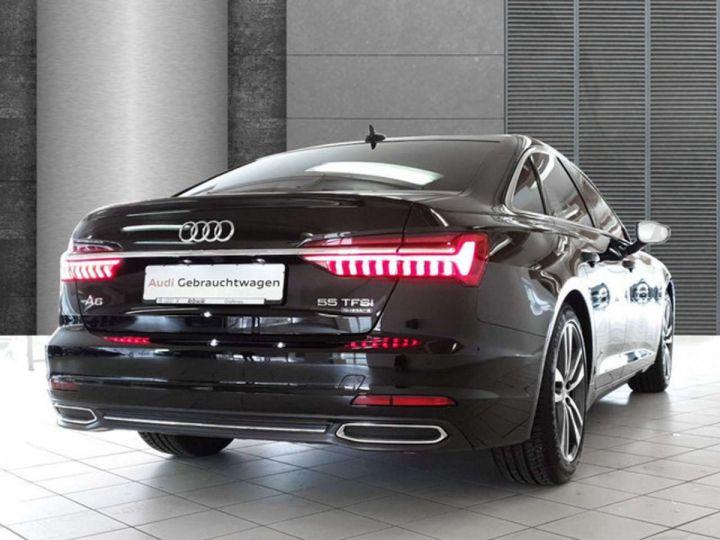 Audi A6 Audi A6 V6 3.0  55 TFSI 340ch S line quattro S tronic 7/ Full Options/ Garantie 12 Mois  Noir Métal - 11