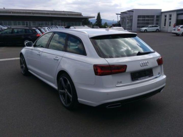 Audi A6 Avant 2.0 TDI 190CH ULTRA S LINE BLANC - 4