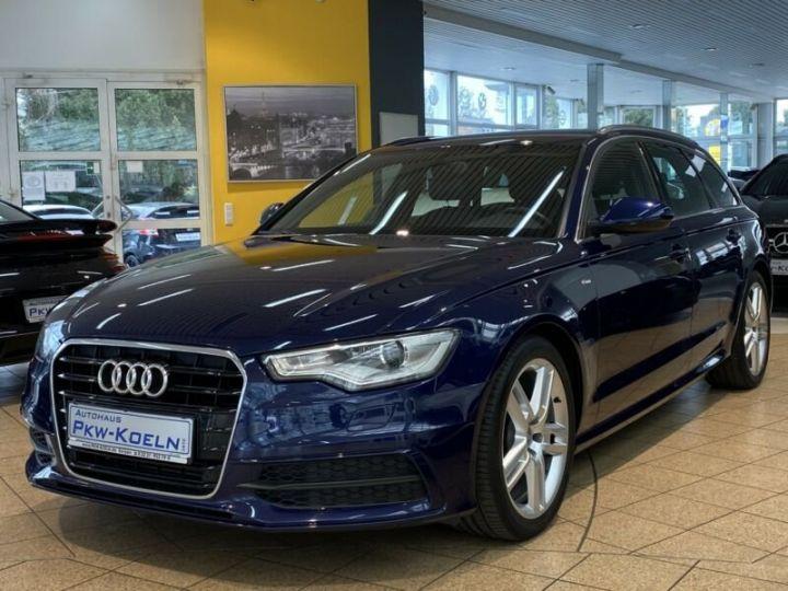 Audi A6 Avant 2.0 TDI, 78000Kms Bleu Peinture métallisée - 1
