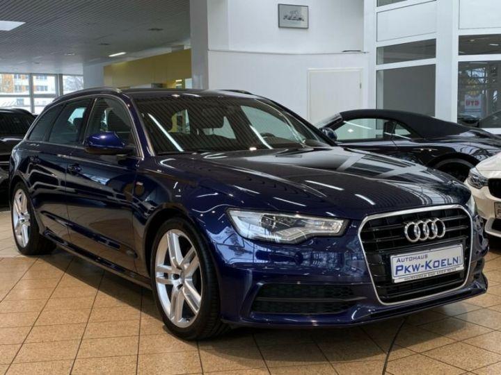Audi A6 Avant 2.0 TDI, 78000Kms Bleu Peinture métallisée - 2