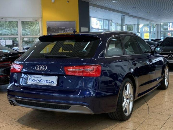 Audi A6 Avant 2.0 TDI, 78000Kms Bleu Peinture métallisée - 3
