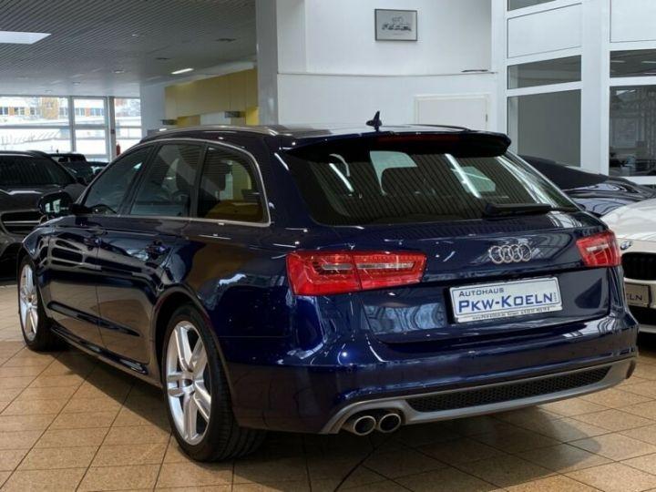 Audi A6 Avant 2.0 TDI, 78000Kms Bleu Peinture métallisée - 4
