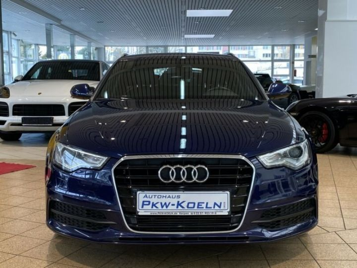 Audi A6 Avant 2.0 TDI, 78000Kms Bleu Peinture métallisée - 5