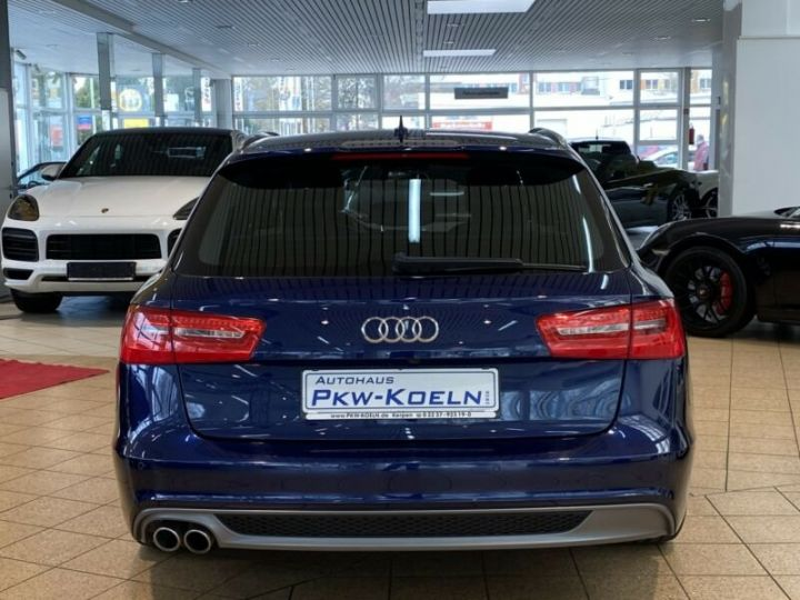 Audi A6 Avant 2.0 TDI, 78000Kms Bleu Peinture métallisée - 6