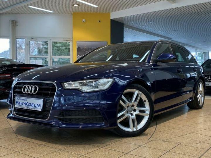 Audi A6 Avant 2.0 TDI, 78000Kms Bleu Peinture métallisée - 7