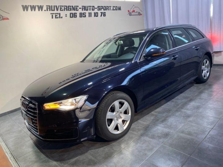 Audi A6 Avant 2.0 TDI ULTRA 150CV S TRONIC 7 AMBIENTE BLEU FONCE - 1