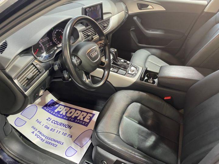 Audi A6 Avant 2.0 TDI ULTRA 150CV S TRONIC 7 AMBIENTE BLEU FONCE - 8