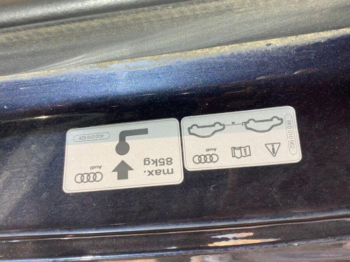Audi A6 Avant 2.0 TDI ULTRA 150CV S TRONIC 7 AMBIENTE BLEU FONCE - 12
