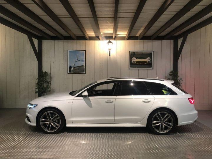 Audi A6 Avant 3.0 BITDI 320 AMBITION LUXE QUATTRO Blanc - 1