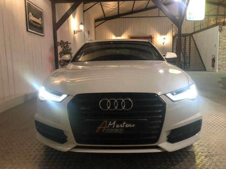 Audi A6 Avant 3.0 BITDI 320 AMBITION LUXE QUATTRO Blanc - 3