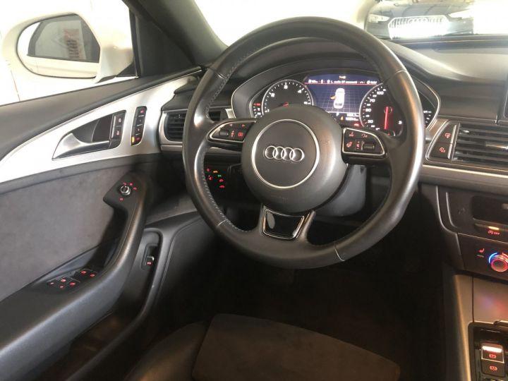 Audi A6 Avant 3.0 BITDI 320 AMBITION LUXE QUATTRO Blanc - 6