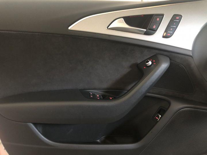 Audi A6 Avant 3.0 BITDI 320 AMBITION LUXE QUATTRO Blanc - 8