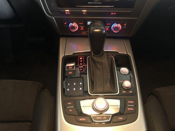 Audi A6 Avant 3.0 BITDI 320 AMBITION LUXE QUATTRO Blanc - 11